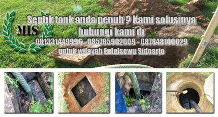 Layanan jasa sedot wc Entalsewu Sidoarjo
