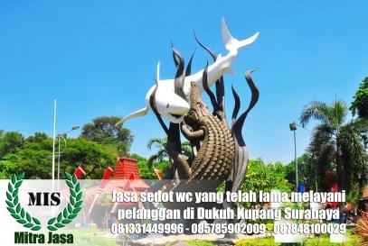 Jasa sedot wc Dukuh Kupang Surabaya