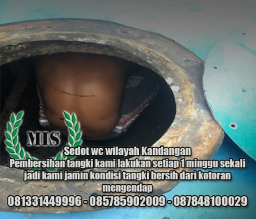 Jasa sedot wc Kandangan Surabaya