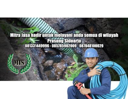 Layanan jasa sedot wc Prasung Sidoarjo