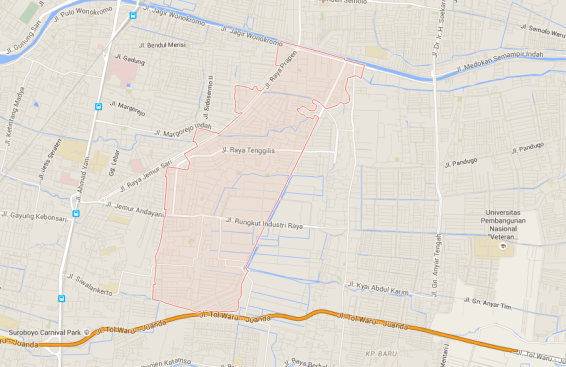 Layanan sedot wc Tenggilis Mejoyo Surabaya