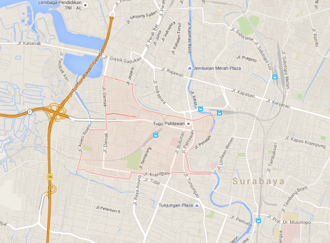pelayanan sedot wc Kecamaatan Bubutan Surabaya