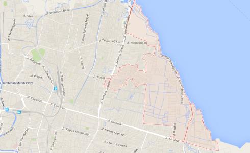 Pelayanan sedot wc Kecamatan Bulak Surabaya