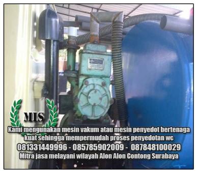 Layanan sedot wc Alon Alon Contong Surabaya