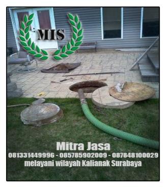 Layanan sedot wc Kalianak Surabaya