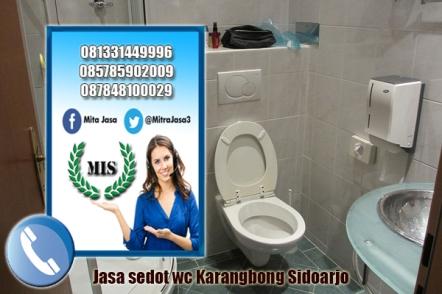 Layanan sedot wc Karangbong Sidoarjo