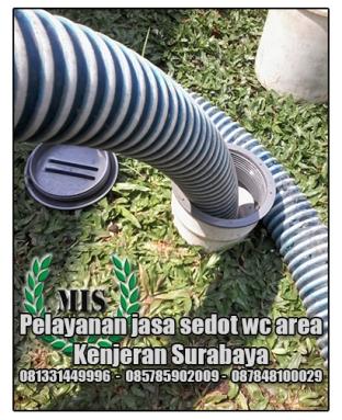 Layanan sedot wc Kenjeran Surabaya