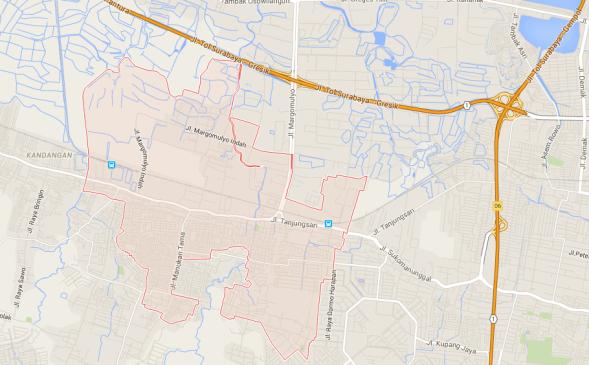 Pelayanan sedot wc Kecamatan Tandes Surabaya
