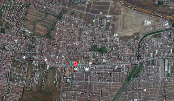 Pelayanan sedot wc Kecamatan Wiyung Surabaya