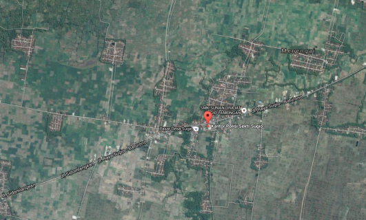 Pelayanan sedot wc Kecamatan Sugio Lamongan