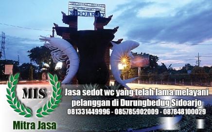 Layanan sedot wc Durungbedug Sidoarjo