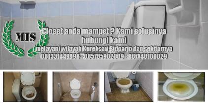 Layanan sedot wc Kureksari Sidoarjo