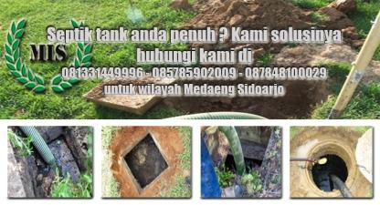 Layanan sedot wc Medaeng Sidoarjo