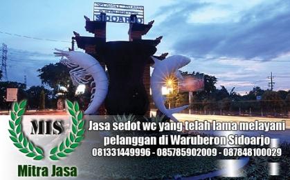 Layanan sedot wc Waruberon Sidoarjo