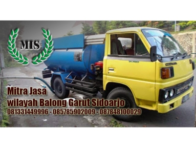 Layanan sedot wc Balong Garut Sidoarjo
