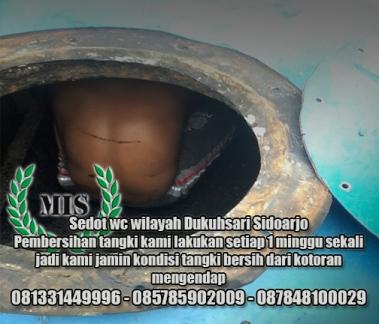 Layanan sedot wc Dukuhsari Sidoarjo