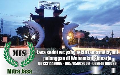 Layanan sedot wc Wonomlati Sidoarjo
